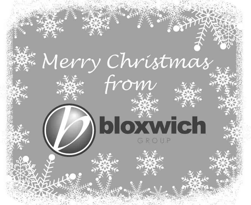 Bloxwich Group Winter Shutdown Dates