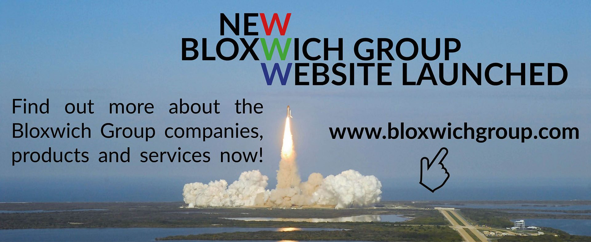 Updated Bloxwich Group Website