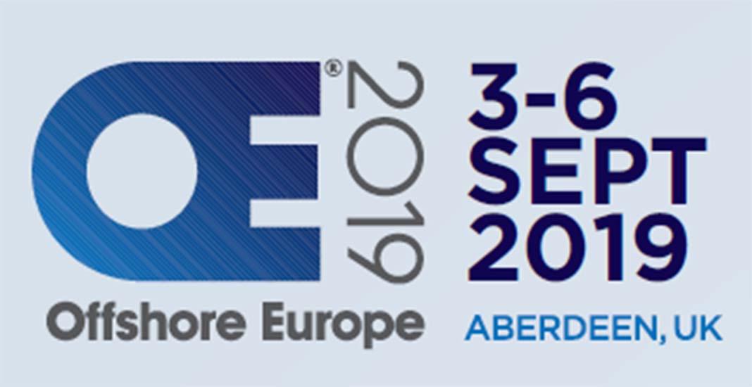 offshore Europe 2019 logo image