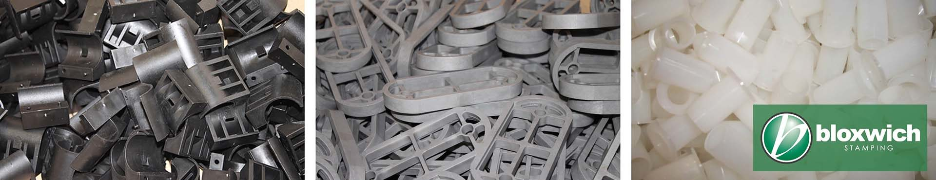 Bloxwich Stamping injection moulded parts