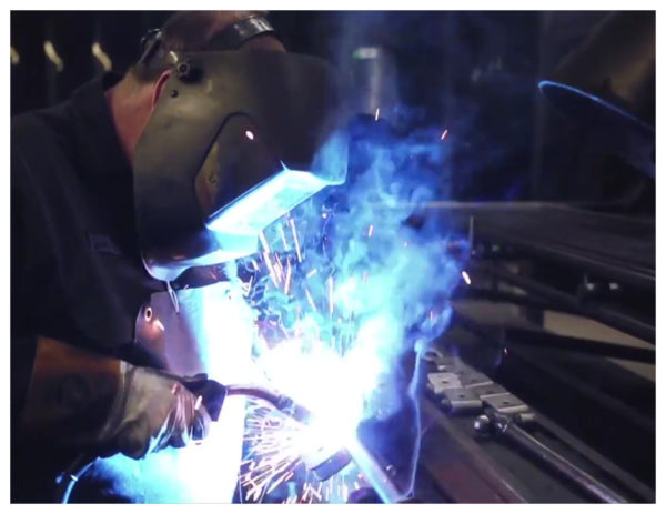 Bloxwich welder